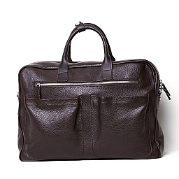 BRIEFCASE IN BOTTALATO