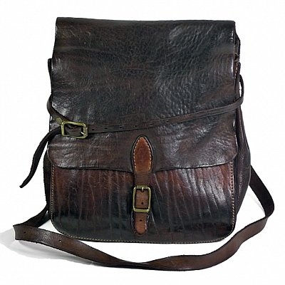 CAMPOMAGGI CROSSBODY BAG WITH BUCKLE