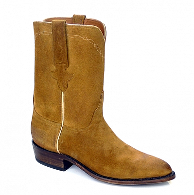 MENS SAND WAX COMANCHE BOOT
