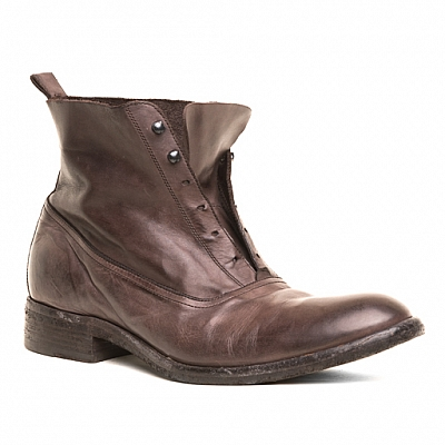 MENS TUFFATTO CAFE ANKLE BOOTS