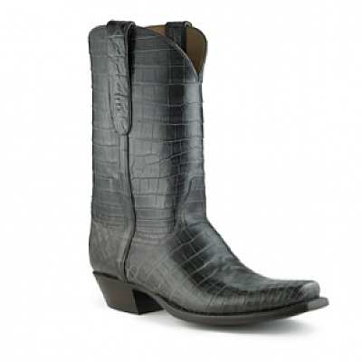 ROMEO FULL WRAP NILE CROCODILE BOOTS