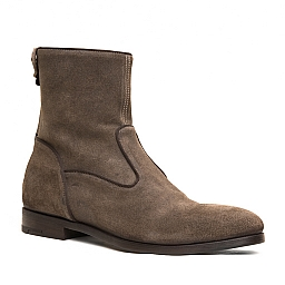 WOMENS MAYA 31008 SHORT SUEDE BOOTS