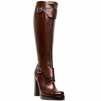 WOMENS MAYA 31034 TALL ZIP BOOTS