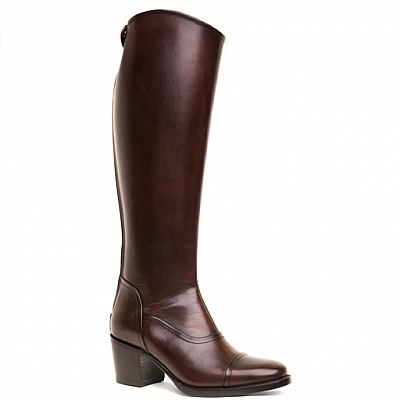WOMENS OXANA 35036 ZIP RIDING BOOTS