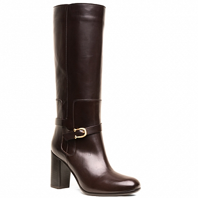 WOMENS PARMA CAFE HIGH HEEL ZIP BOOTS