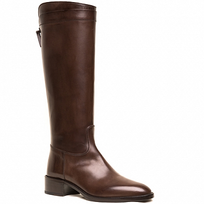 WOMENS PARMA TORBA TALL ZIP BOOTS