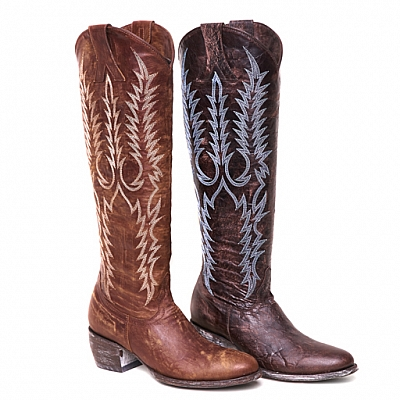 WOMENS TALL MAYRA BOOTS