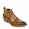 ZENA CUOIO CHELSEA BOOT IN WHISKEY