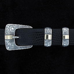CLAY 1804 BUCKLE SET