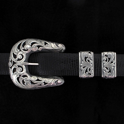 PECOS 2017 BUCKLE SET