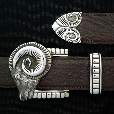 THREE PIECE RAM BUCKLE SET