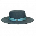 PARK AVE STORM BLUE CITY GAUCHO HAT