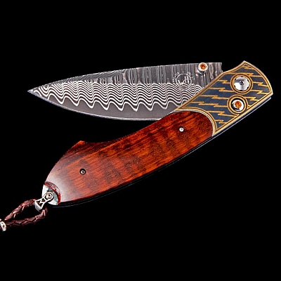 SPEARPOINT MIRAGE SNAKEWOOD & KOFTGARI KNIFE