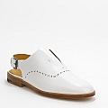 ROMY RAHMA  41008  BIANCO SLIPPER SHOE