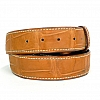 "WILD ALLIGATOR TAN 1 1/2"" BELT"